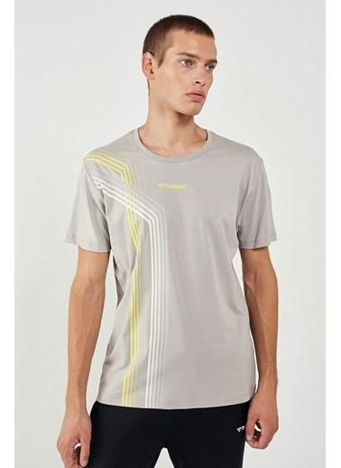 Hummel Erkek Tişört Seki 911356-9003 Beyaz